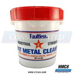 Faultless #8 Hot Metal Cleaner - 8.8 lb. Pail (HMC8)
