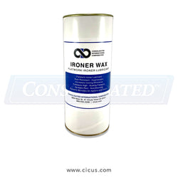 CIC Ironer Flake Wax #1.5 - 24 oz. Canister