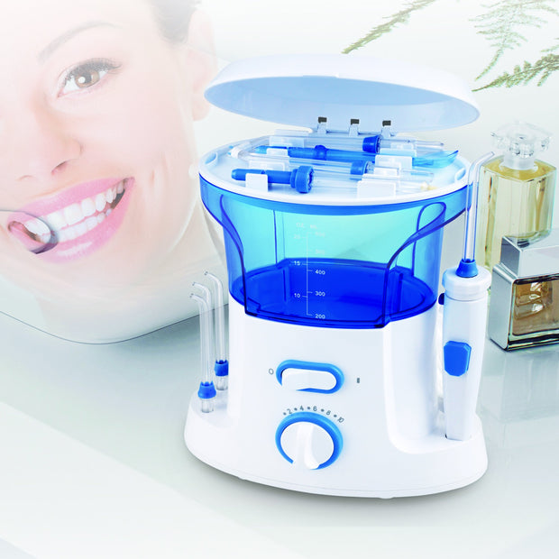 Irrigador Dental Silencioso y Potente Carroussel