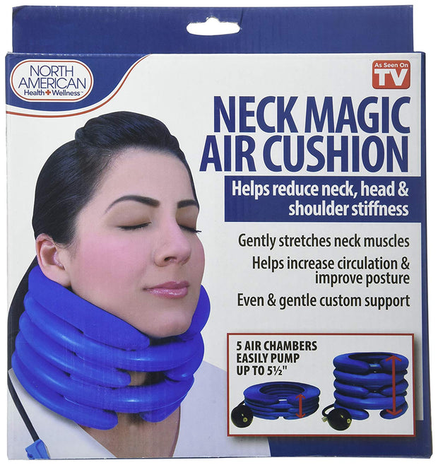 Collarín Inflable Neck Magic Air - Carroussel