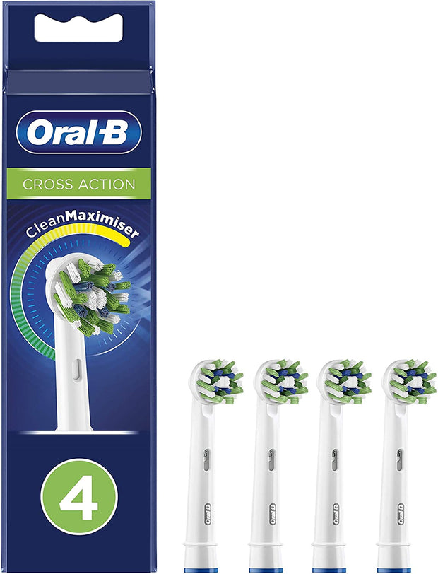 Repuestos Cepillo Eléctrico Oral B Cross Action