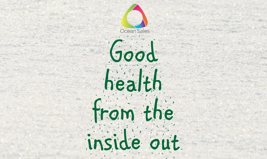 Good health from the inside out