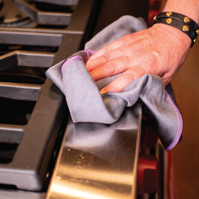 CARBON TUFF CLEANING CLOTHS SET - BOGO