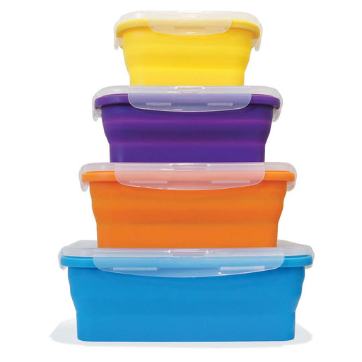 Flat Stacks Container Set Sold by Ocean Sales, Flat Stacks Container Set Sold by Ocean Sales, Flat Stacks Container Set Sold by Ocean Sales, Flat Stacks Rectangle Set - Sold by Ocean Sales, Flat Stacks Round Set - Sold by Ocean Sales, Flat Stacks Lunch Set - Sold by Ocean Sales