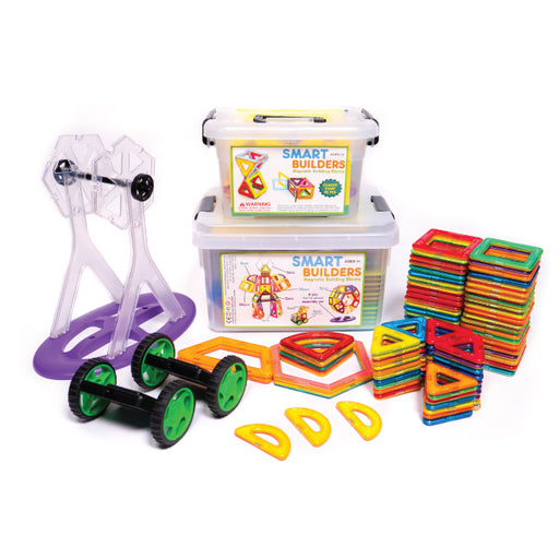 SMART BUILDERS TOY SETS BUNDLE