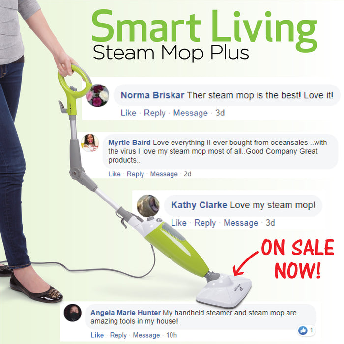 PREMIUM AQUABLADE + SMART LIVING CLEANING PACKAGE
