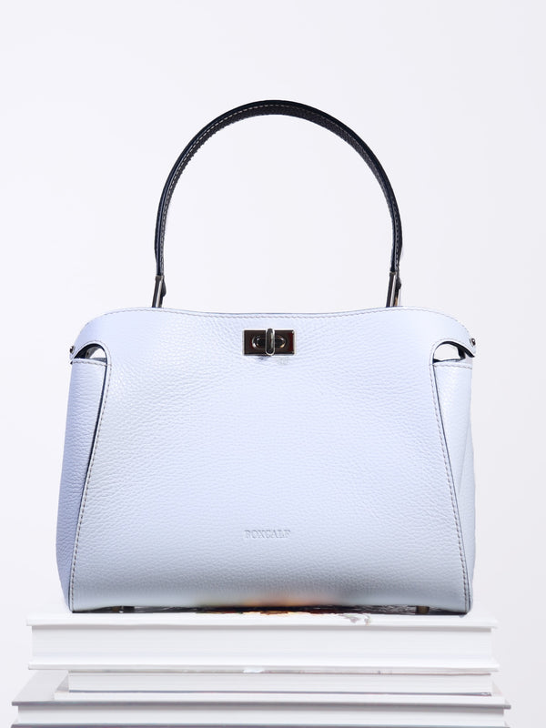 BOLSO LEONOR BLACK WHITE