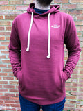 For Our Tomorrow Hoodie (Red Wine)