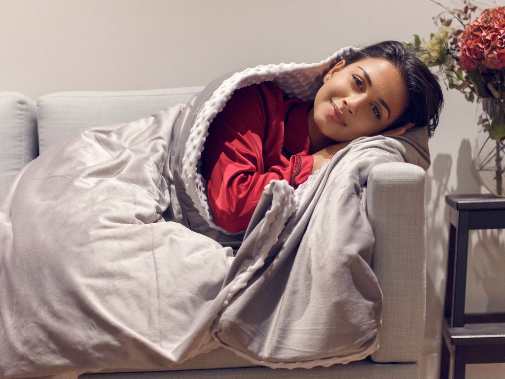 how to buy a weighted blanket
