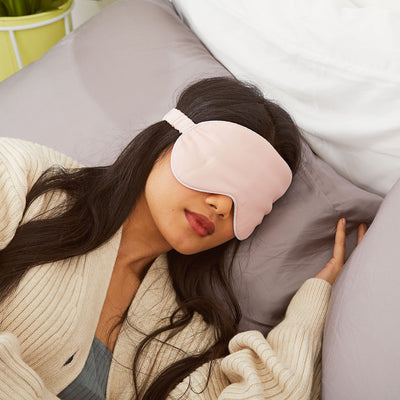 Vegan Silk Sleep Mask