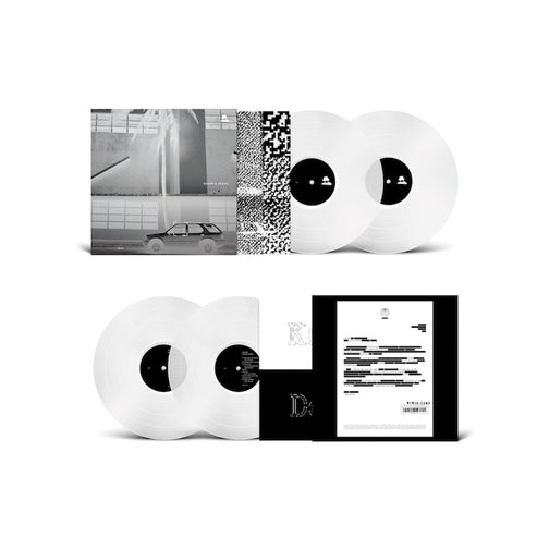 ACTRESS - KARMA & DESIRE LTD 2LP