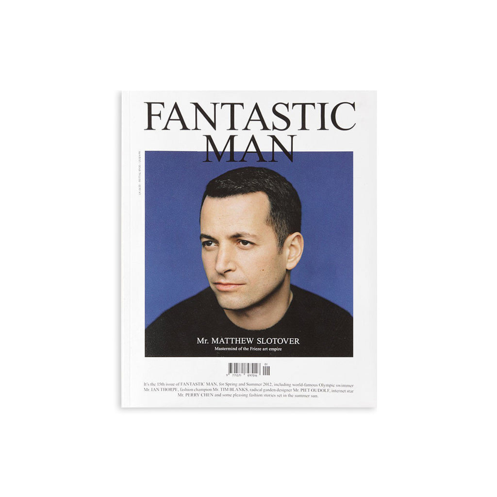FANTASTIC MAN NO. 15