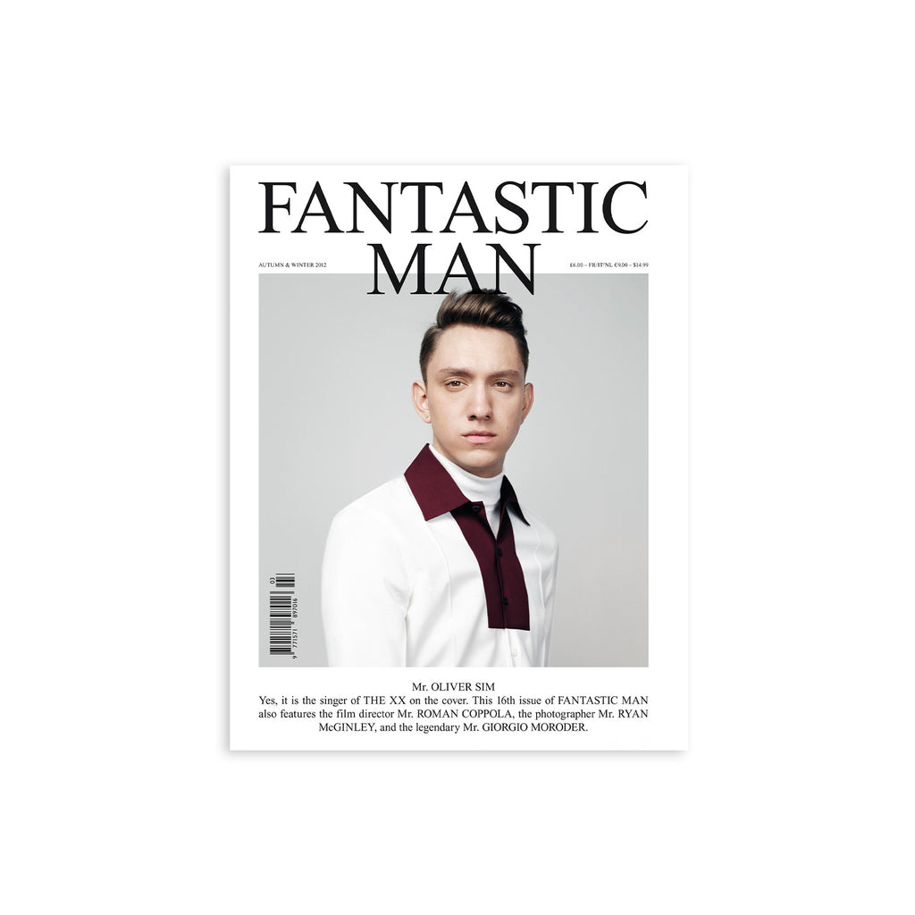 FANTASTIC MAN NO. 16
