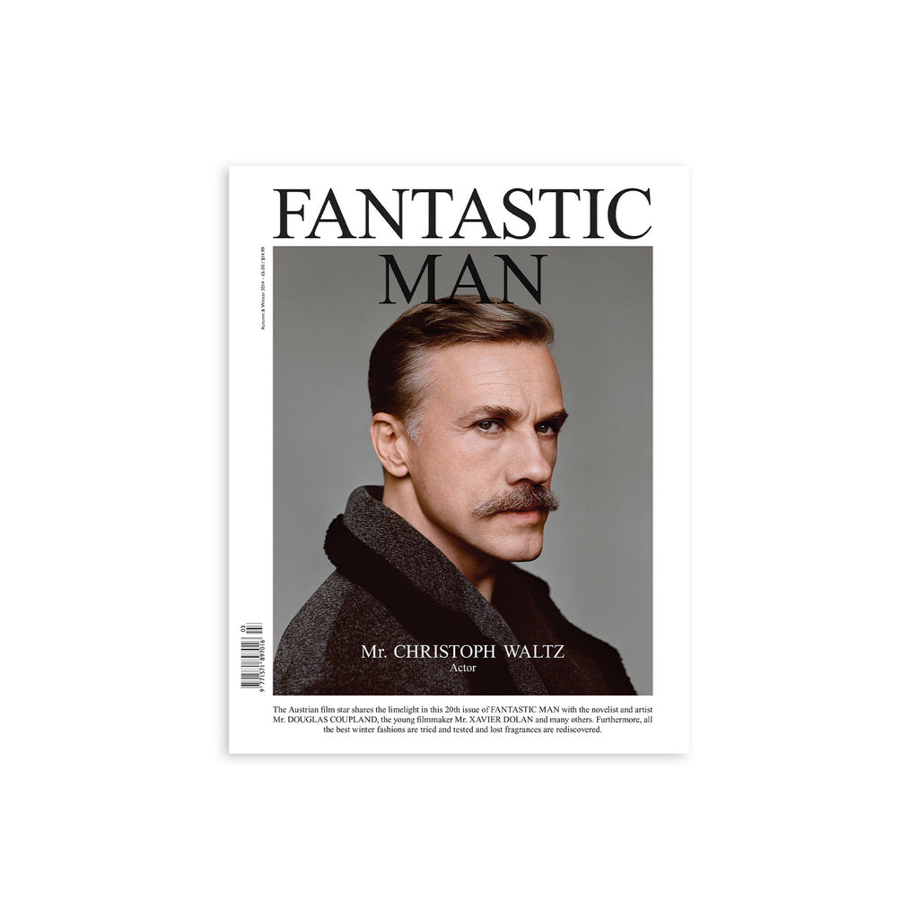 FANTASTIC MAN NO. 20