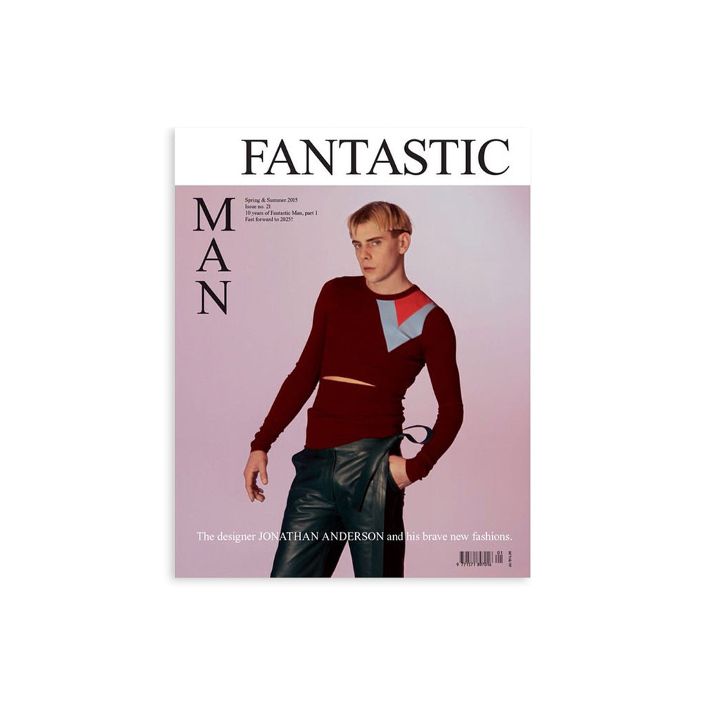 FANTASTIC MAN NO. 21