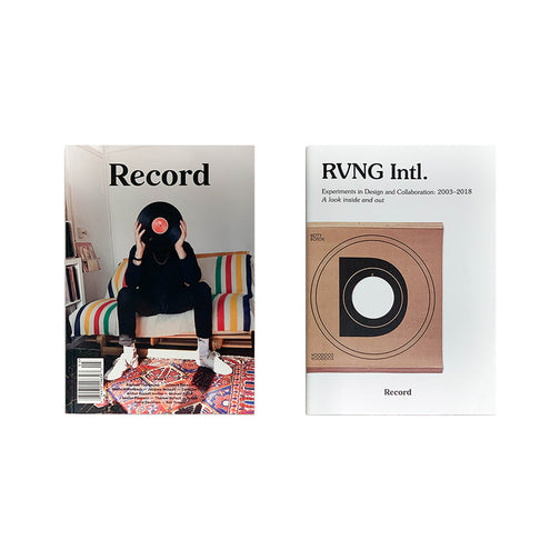 RECORD CULTURE MAGAZINE ISSUE 5