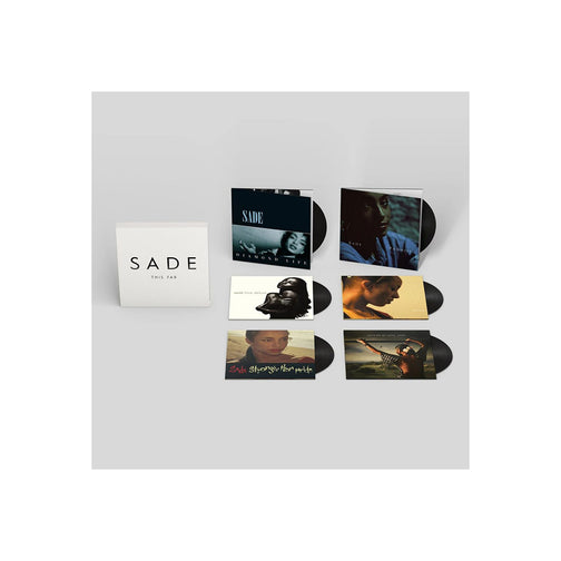 SADE - THIS FAR (LIMITED BOX SET)