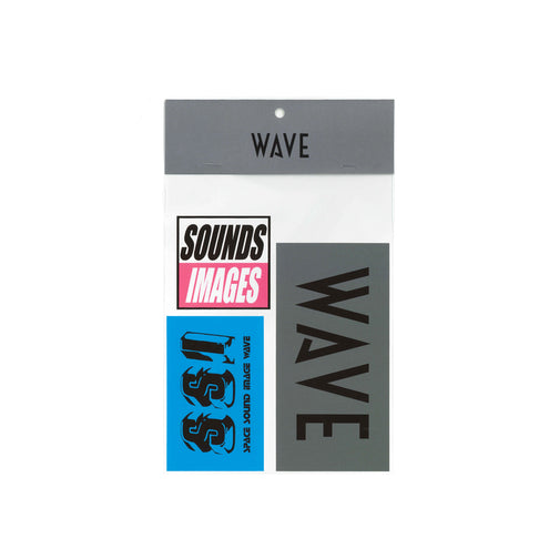WAVE STICKER 3PIECE SET 1