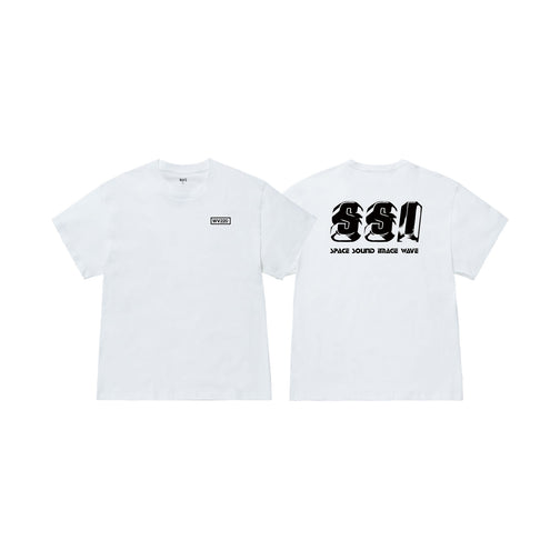 WV220 SPACE SOUND IMAGE T-SHIRT