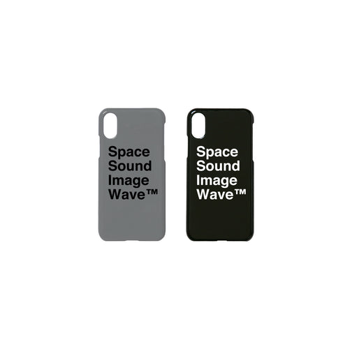 SPACE SOUND IMAGE WAVE™ iPhone CASE