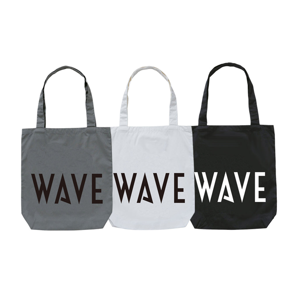 WAVE LOGO RECORD BAG