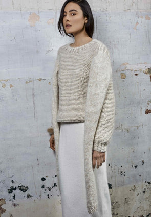 W Magazine - Tuinch is the ultra-luxe cashmere line you'll want to live in all winter