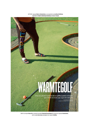 De Morgen Magazine - Warmtegolf