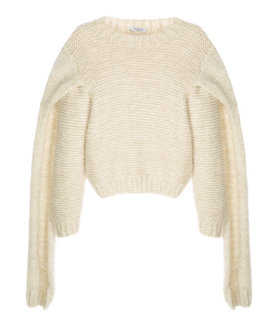 Limited edition sweater with extra sleeves
