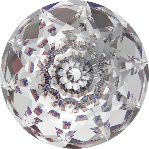 Swarovski 1400 12mm Dome Round Stone - Crystal Foiled
