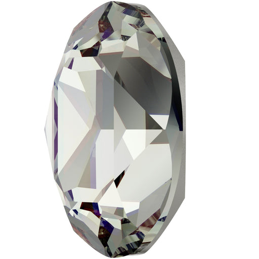 Swarovski 4120 25mm x 18mm Fancy Stone - Black Diamond