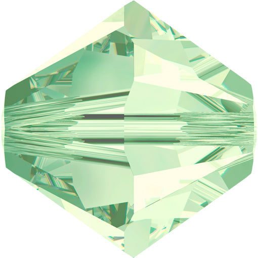 Swarovski 5328 6mm BICONE Bead - Chrysolite