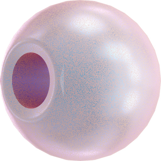 Swarovski 5810 2mm Round Pearls - Iridescent Dreamy Rose***