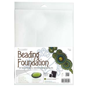4 Pack of 8.5x11inch Bead Smith Beading Foundation - White***