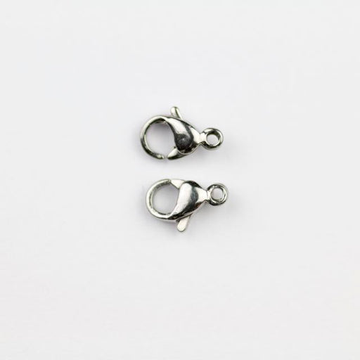 9mm x 5mm Lobster Claw Clasp - Stainless Steel