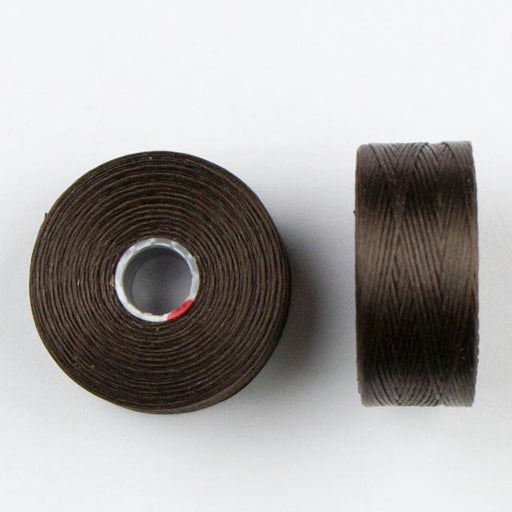 73 meters (79.8 yards) - C-Lon Size D Beading Thread Tex 45 -  Chocolate