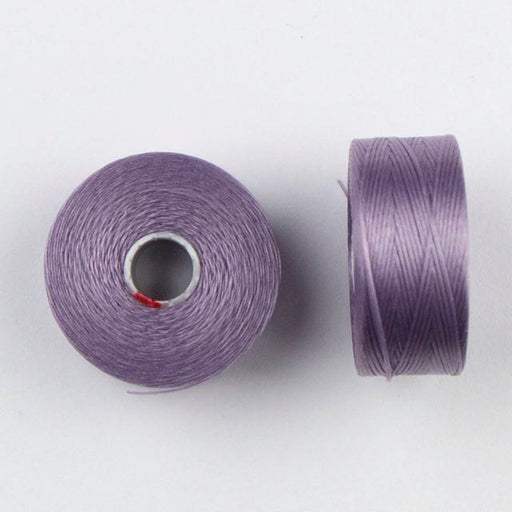 73 meters (79.8 yards) - C-Lon Size D Beading Thread Tex 45 -  Lavender