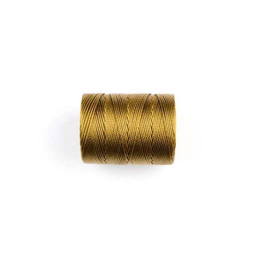 84 meters (92 yards) - C-Lon Beading Cord Tex 210 - Bronze
