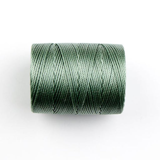 84 meters (92 yards) - C-Lon Beading Cord Tex 210 - Celadon