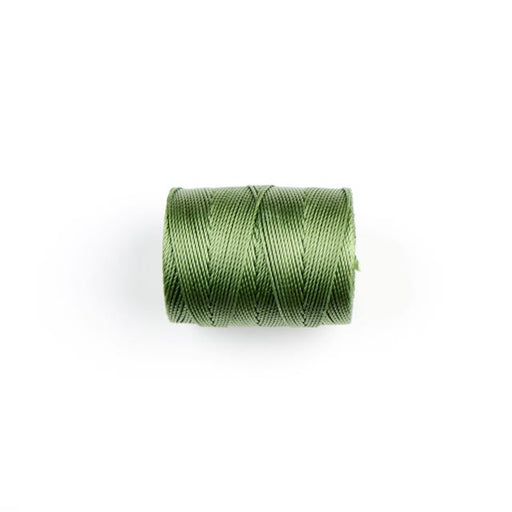 84 meters (92 yards) - C-Lon Beading Cord Tex 210 - Fern