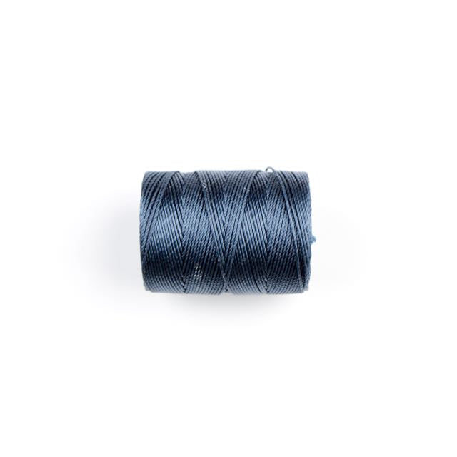 84 meters (92 yards) - C-Lon Beading Cord Tex 210 - Indigo
