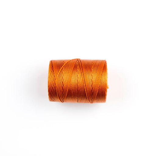 84 meters (92 yards) - C-Lon Beading Cord Tex 210 - Light Copper