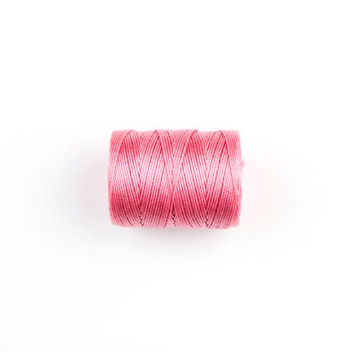 84 meters (92 yards) - C-Lon Beading Cord Tex 210 - Pink