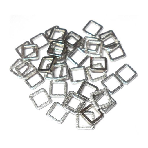 5mm Square Metal Rings