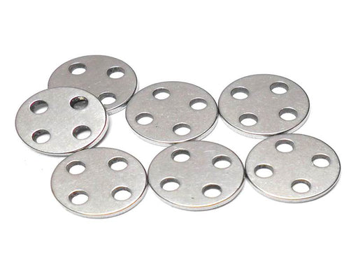 10mm Stainless Steel Buttons