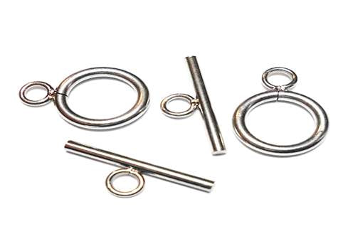 13mm Stainless Steel Toggle Clasp