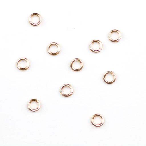 Gold Filled - 3mm  Jump Ring Open - .025/.64mm/22g