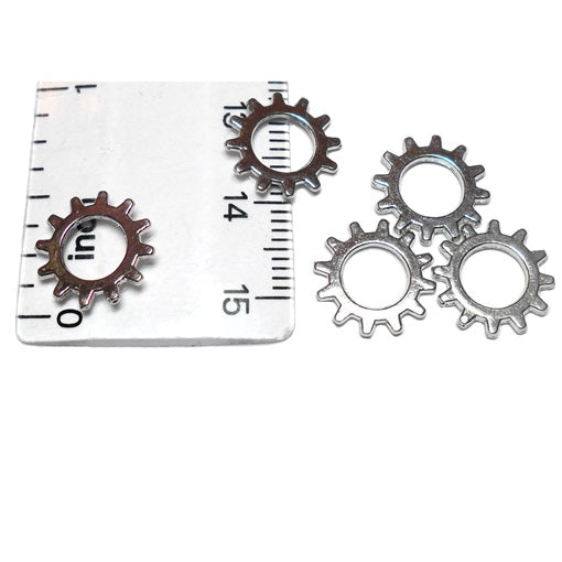 Small Spike Gear - Platinum