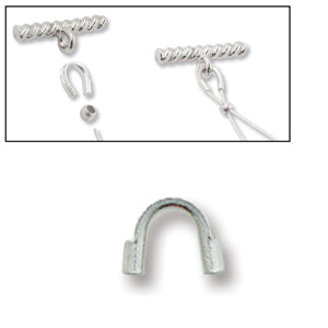 Wire Protectors - Stainless Steel