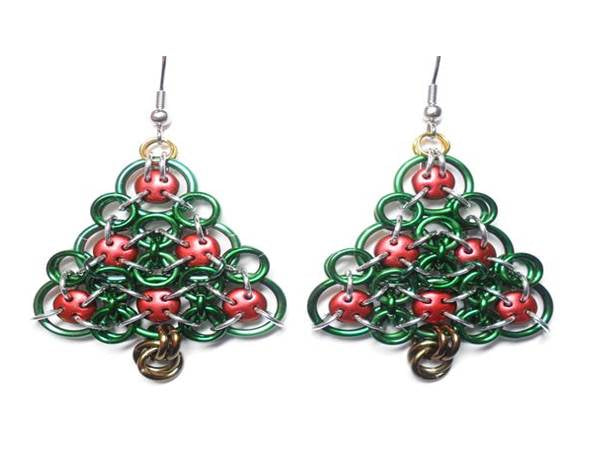 HyperLynks Lattice Tree Earrings Kit