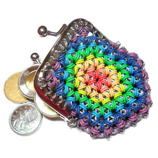 HyperLynks Coin Purse Kit (Rainbow)